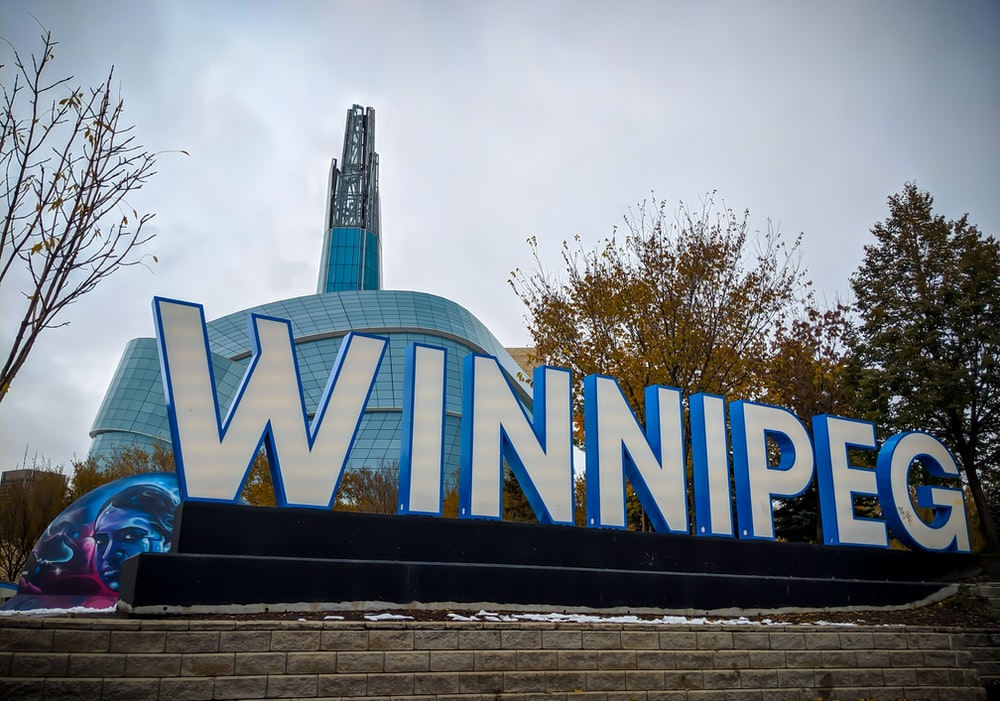Winnipeg signage