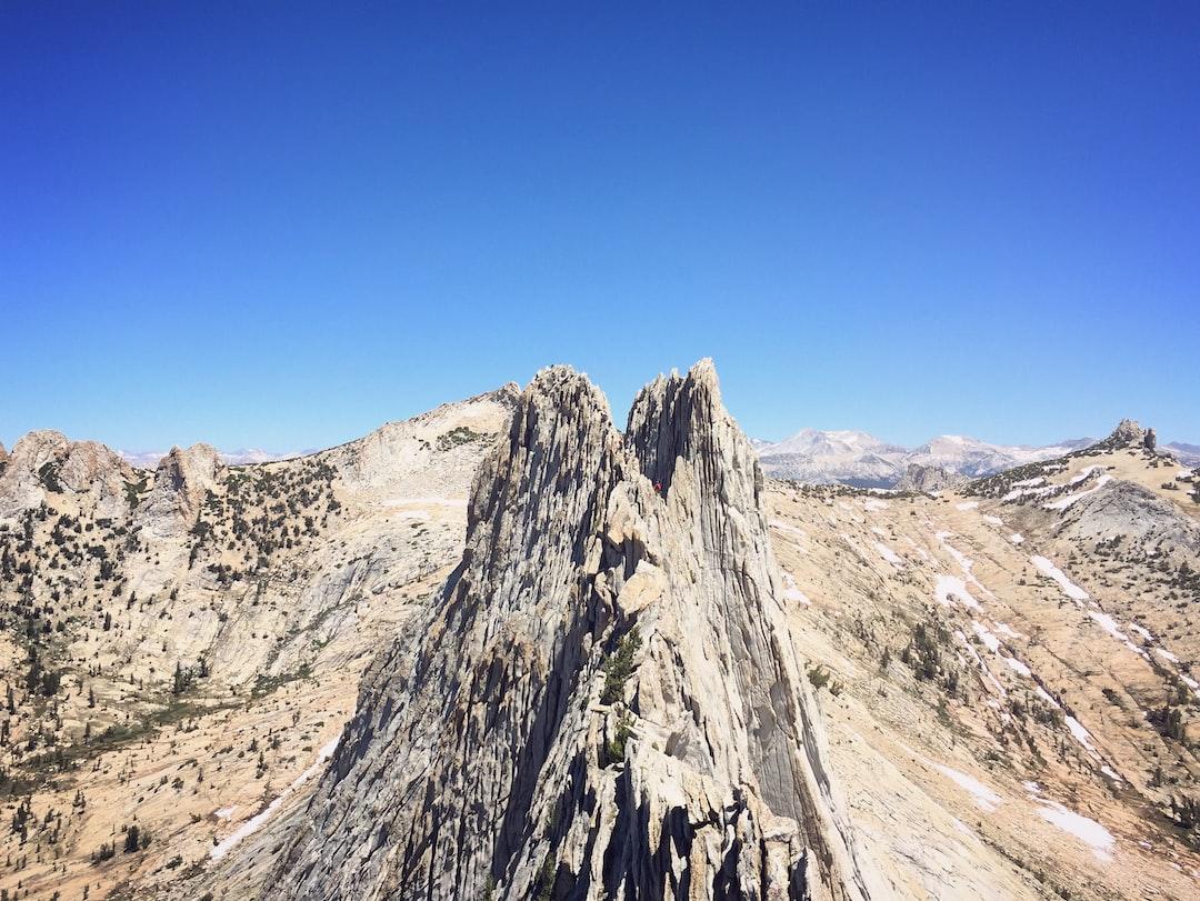Matthes Crest, Yosemite