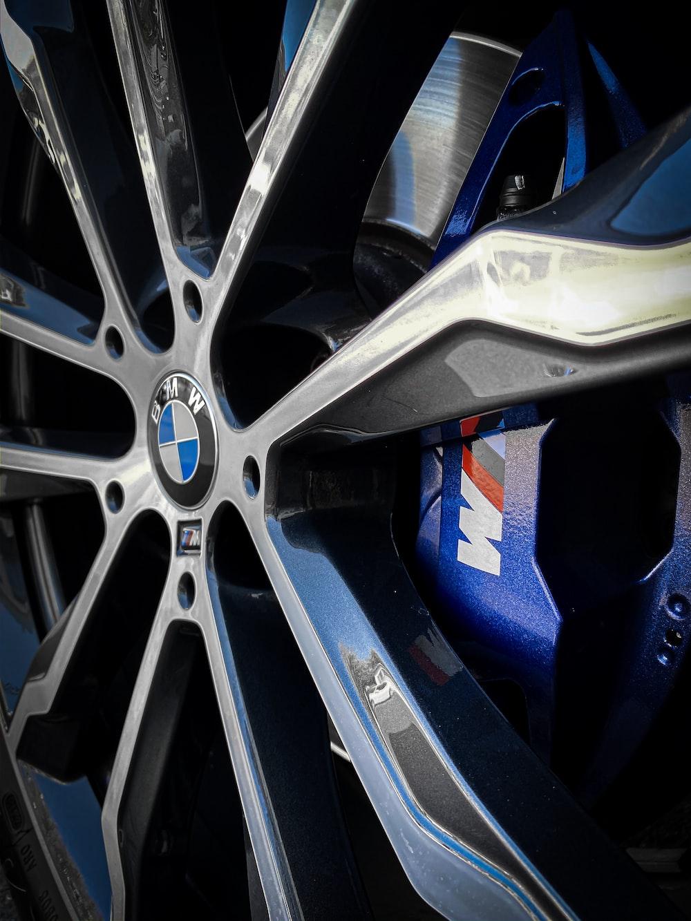 BMW vehicle wheel