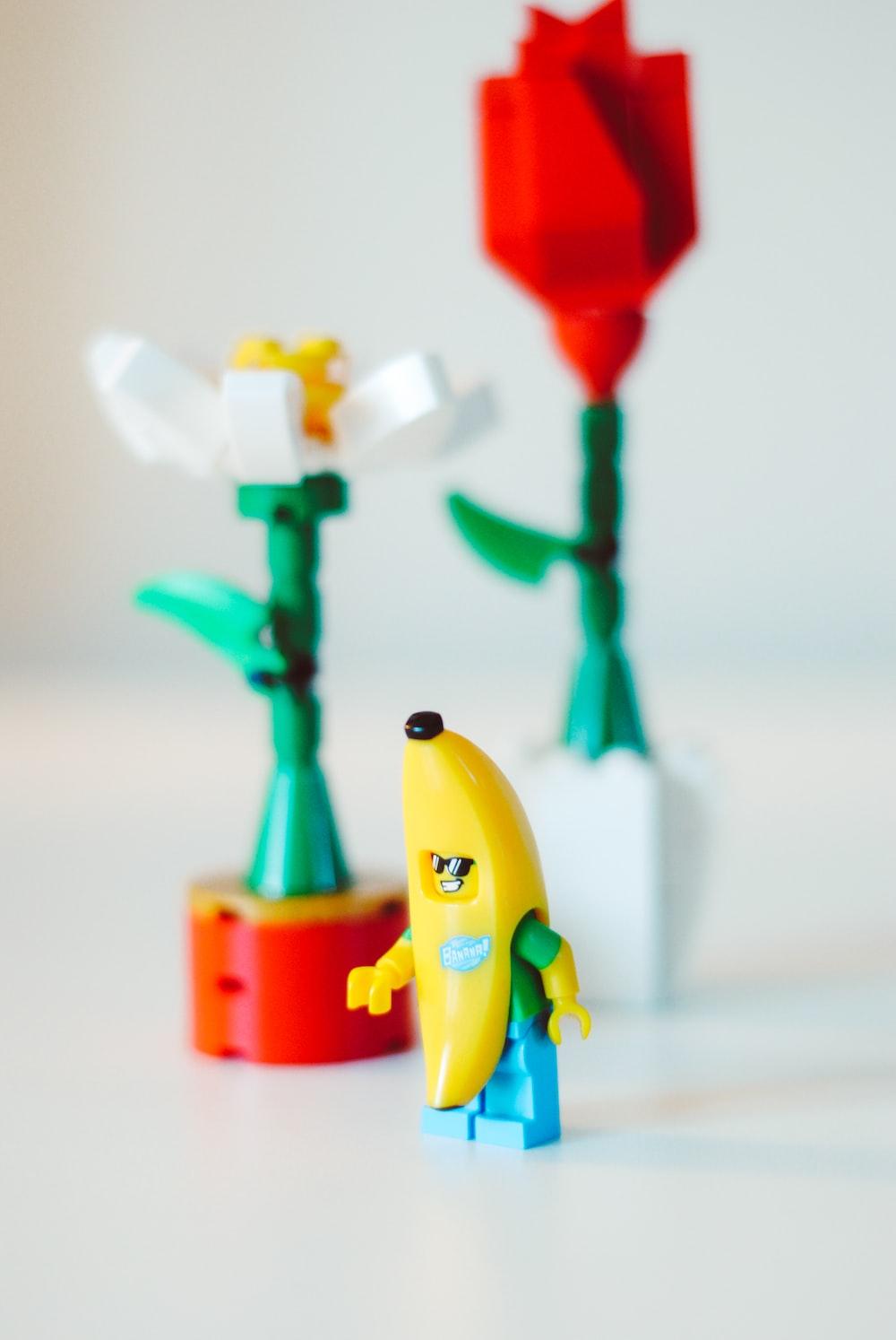 banana figure toy