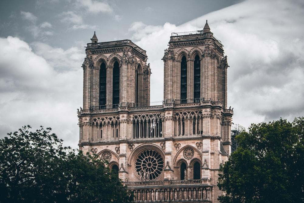 Notre Dame De Paris during daytime
