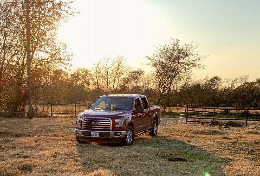 brown Ford crew cab pickup truck, best car brand 2020