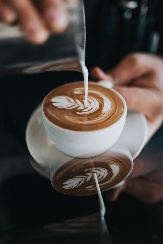 closeup photo of coffee