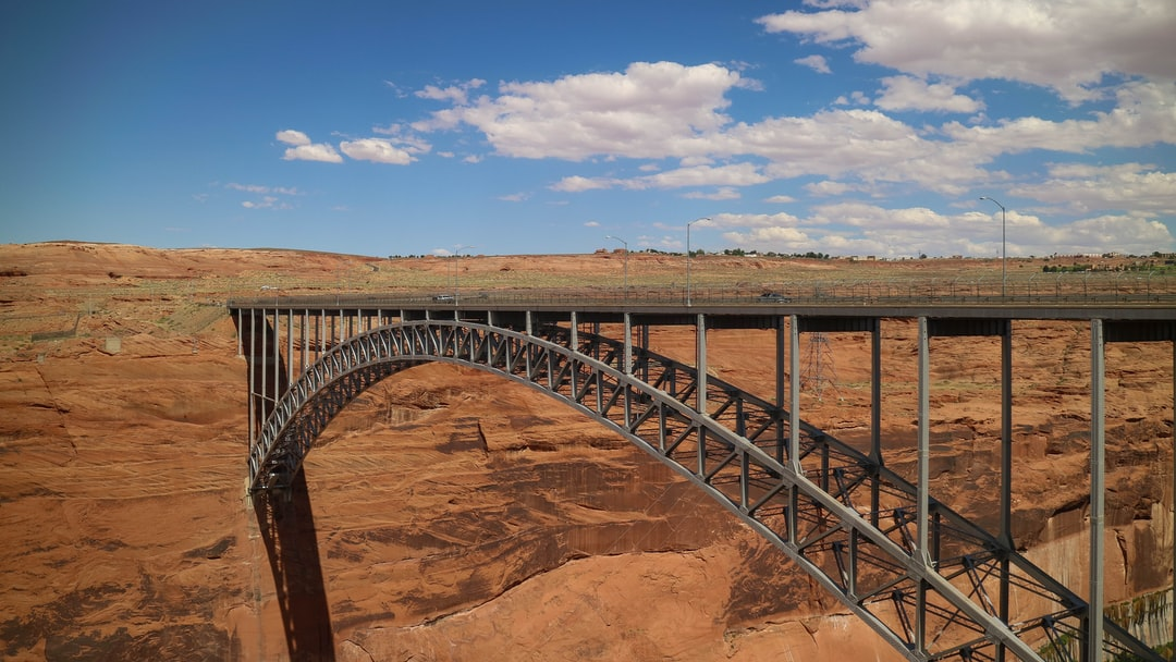 Arched Bridge Arizona