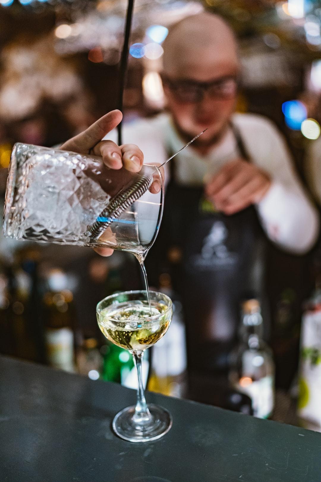 bar drinks Alcohol Beverage cocktail barman