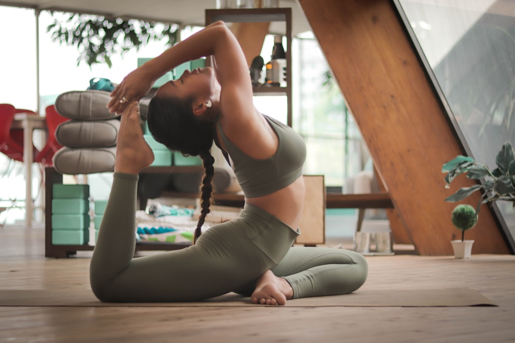 exercise at home, yoga poses, pilates