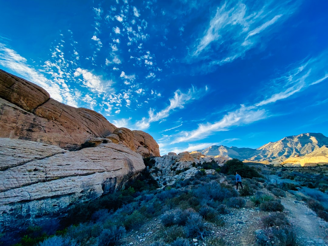 One of my favorite hikes of all time in the Red Rock Canyon area. Turtlehead Peak hike is a real treasure of beauty.