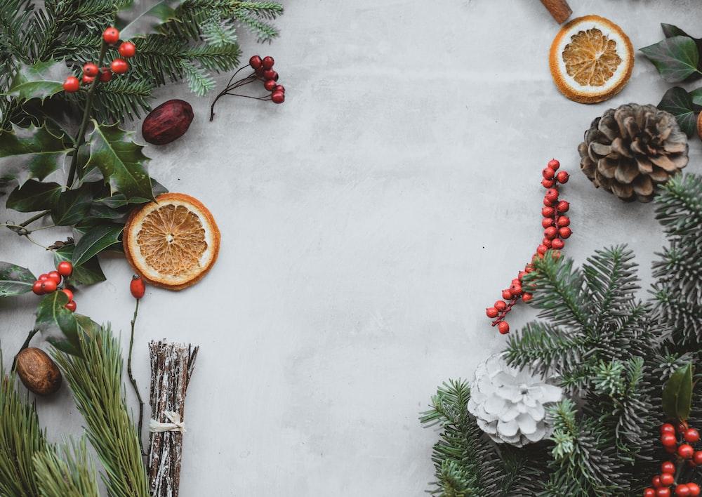 Christmas tree decors