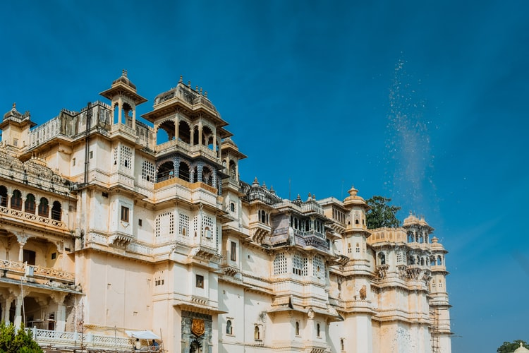 City Palace in Udaipur, Rajasthan Itinerary
