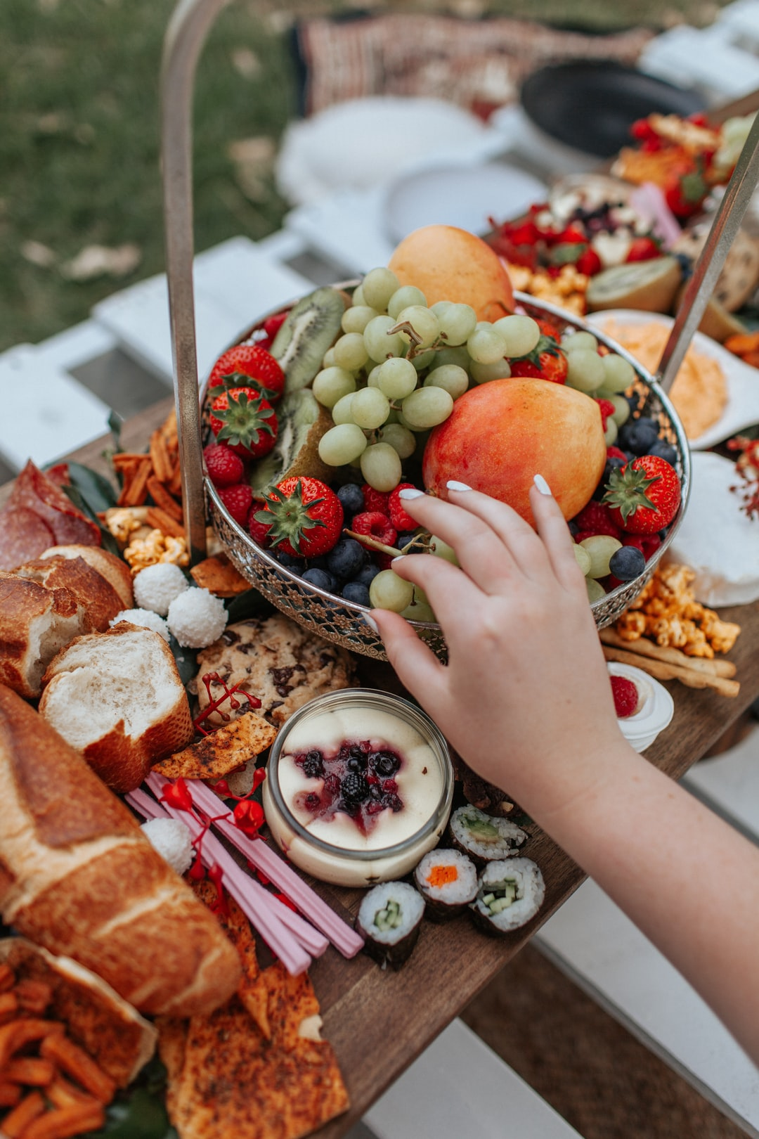 Grazing Table Picnic