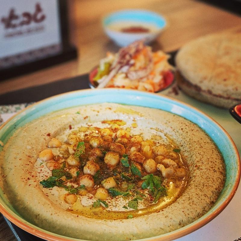 VAmazing Hummus