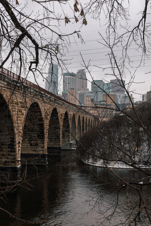 close-up photography of bridge during daytime