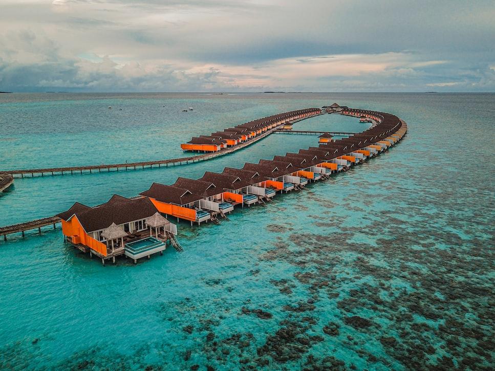 Indian ocean vacation: Maldives
