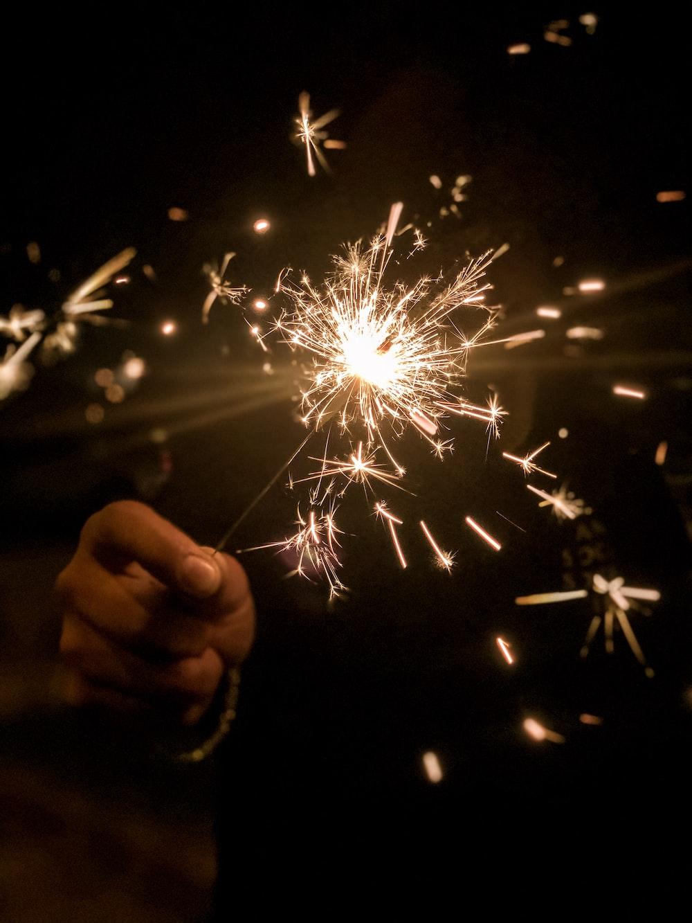 firework photograph