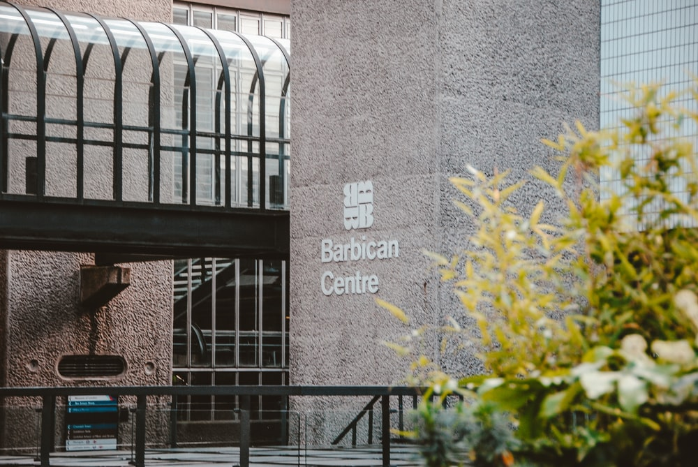 Barbican Centre building