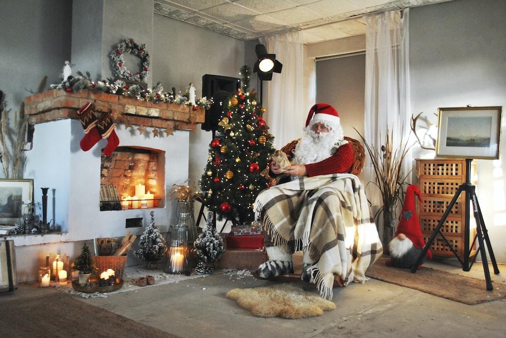Santa Claus cosplay
