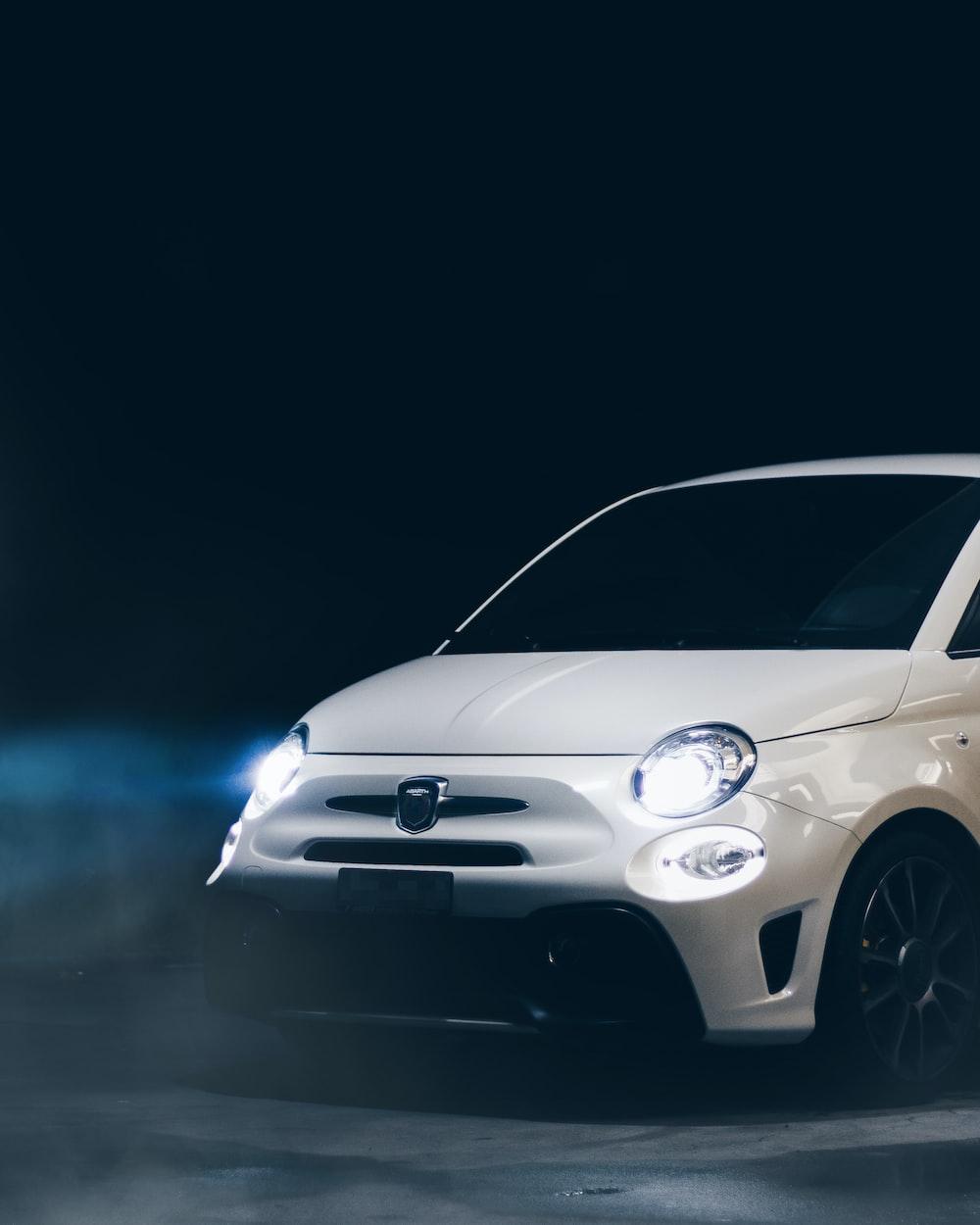white FIAT 300