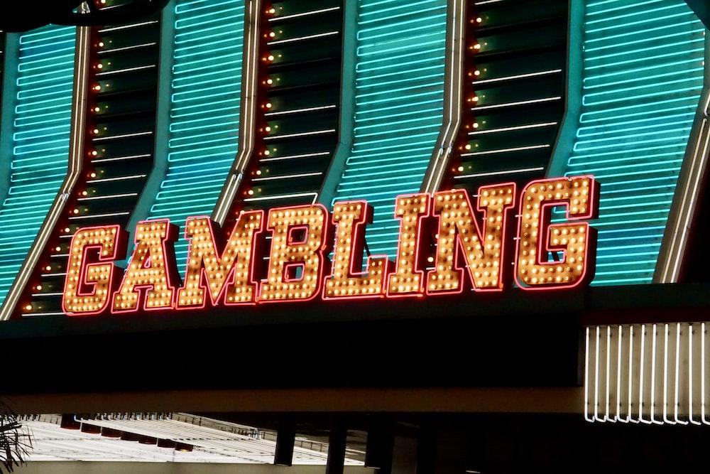 Gambling LED lights