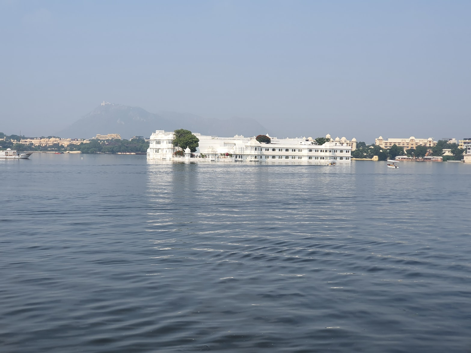 Lake Palace in Udiapur