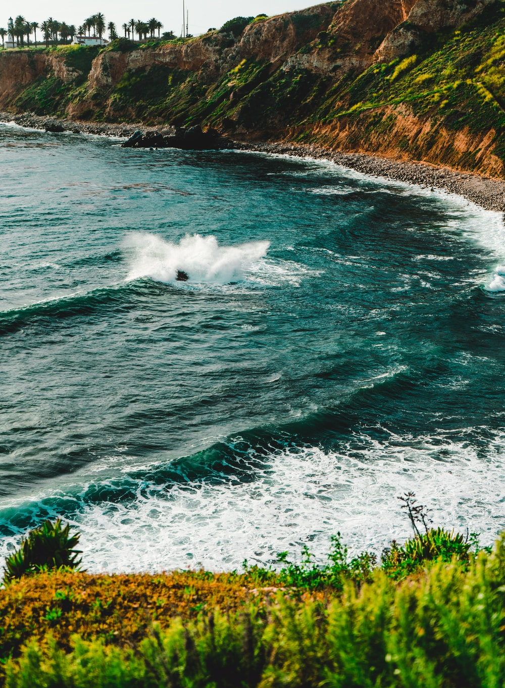 waves of sea