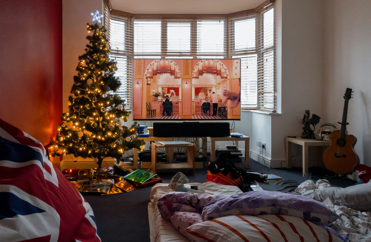 25 Days of Christmas Movies