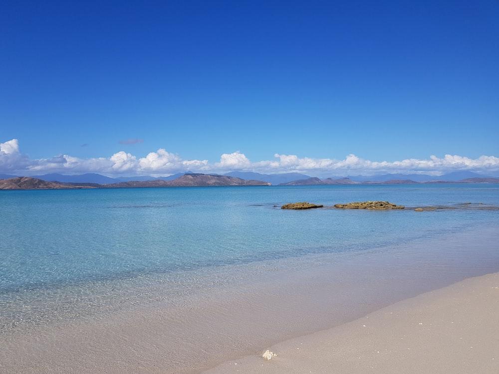 seashore scenery
