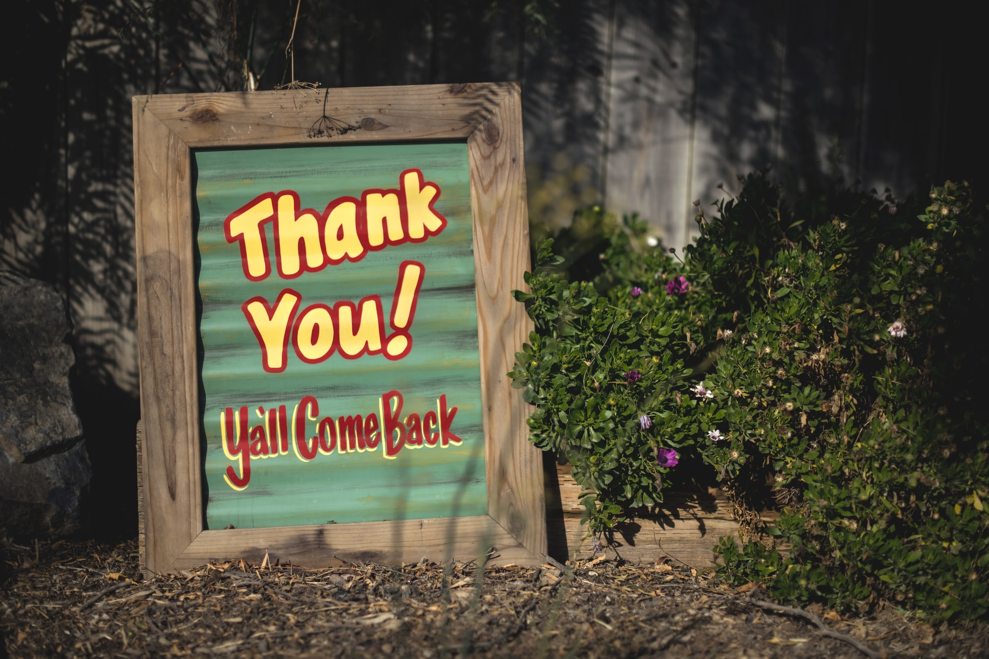 Goodkind for Saying Thank You