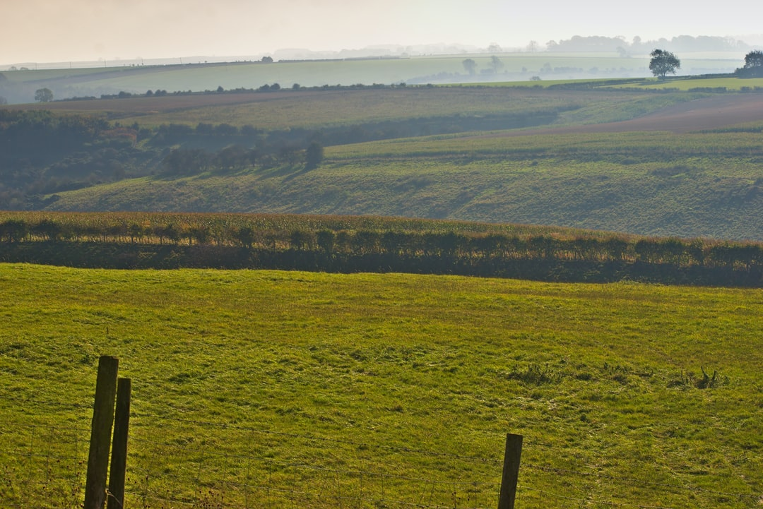 October in the Wolds
