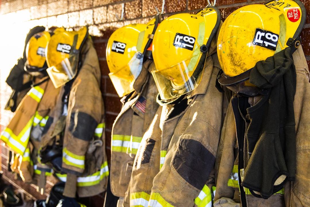 Firefighter Turnout Gear