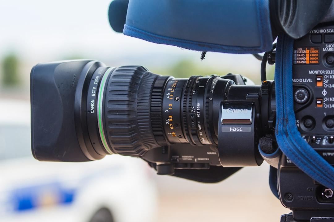 Closeup Media ENG Camera