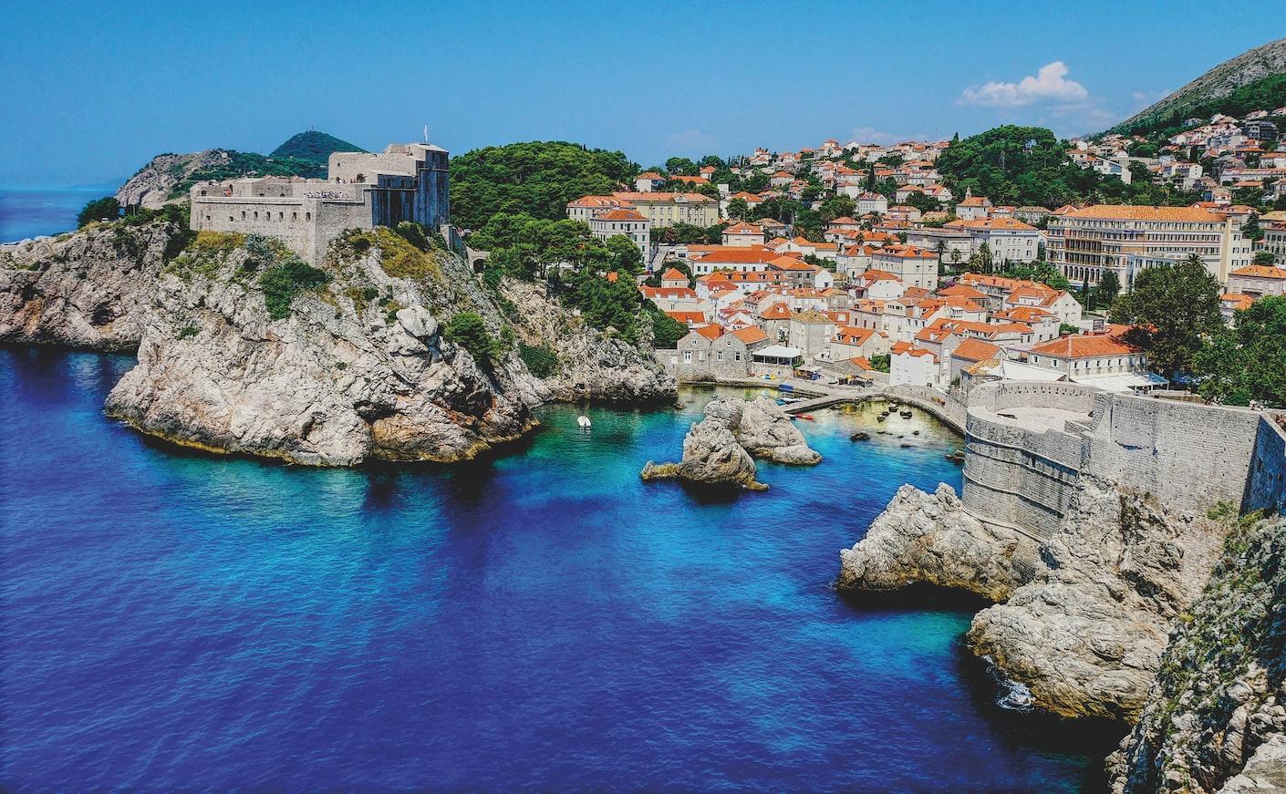 v dubnu na dovolenou do chorvatska