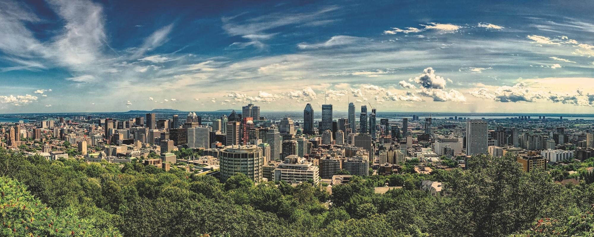 Les données d'emplacement m'ont fait déménager à Montréal