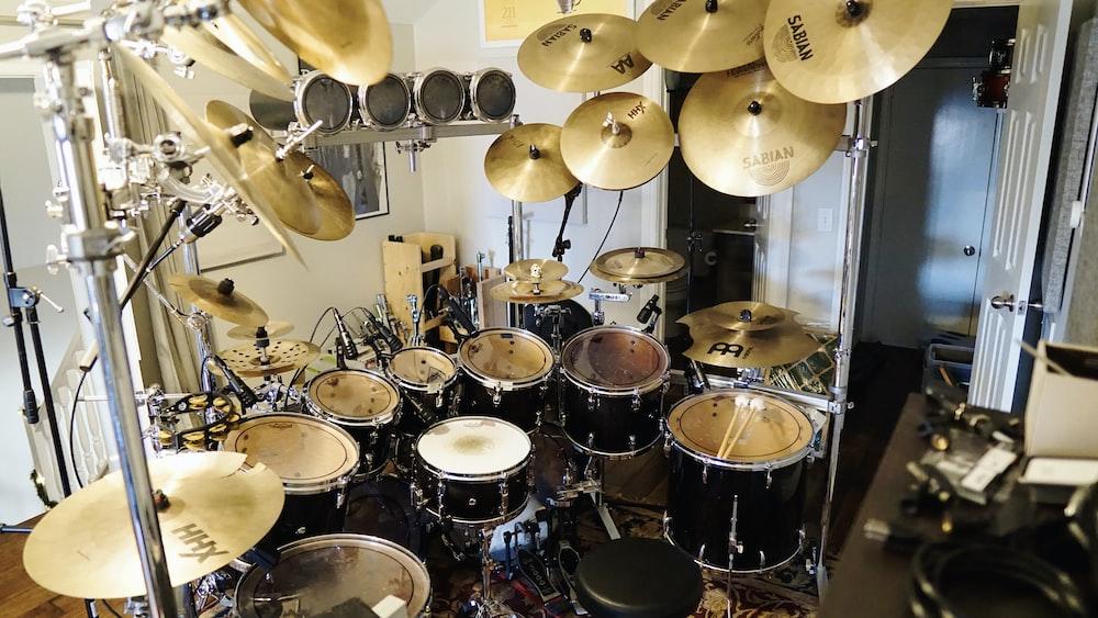 black drum case