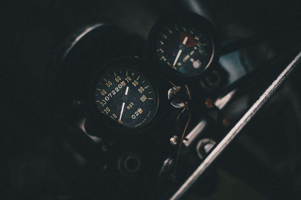 motorcycle meter gauge