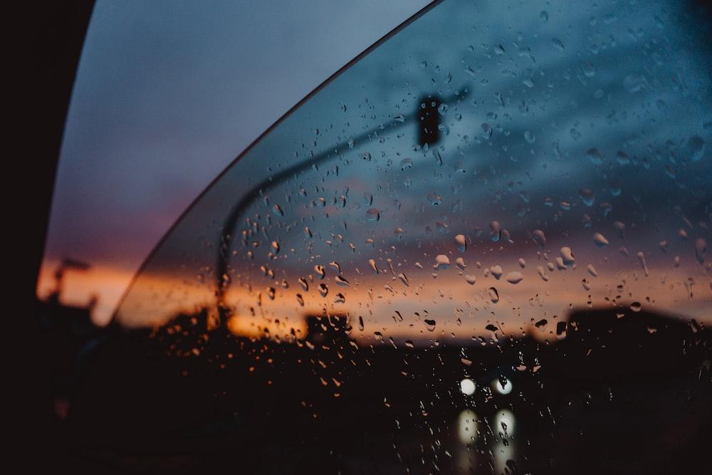 glass windnow
