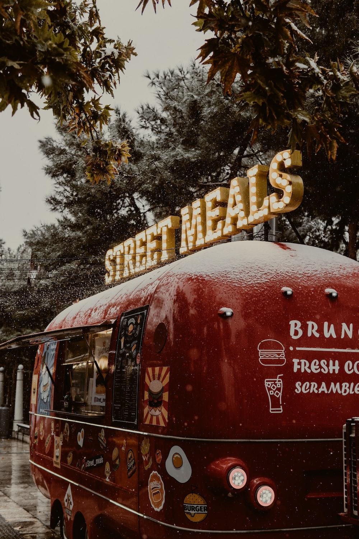 Street Meals stall