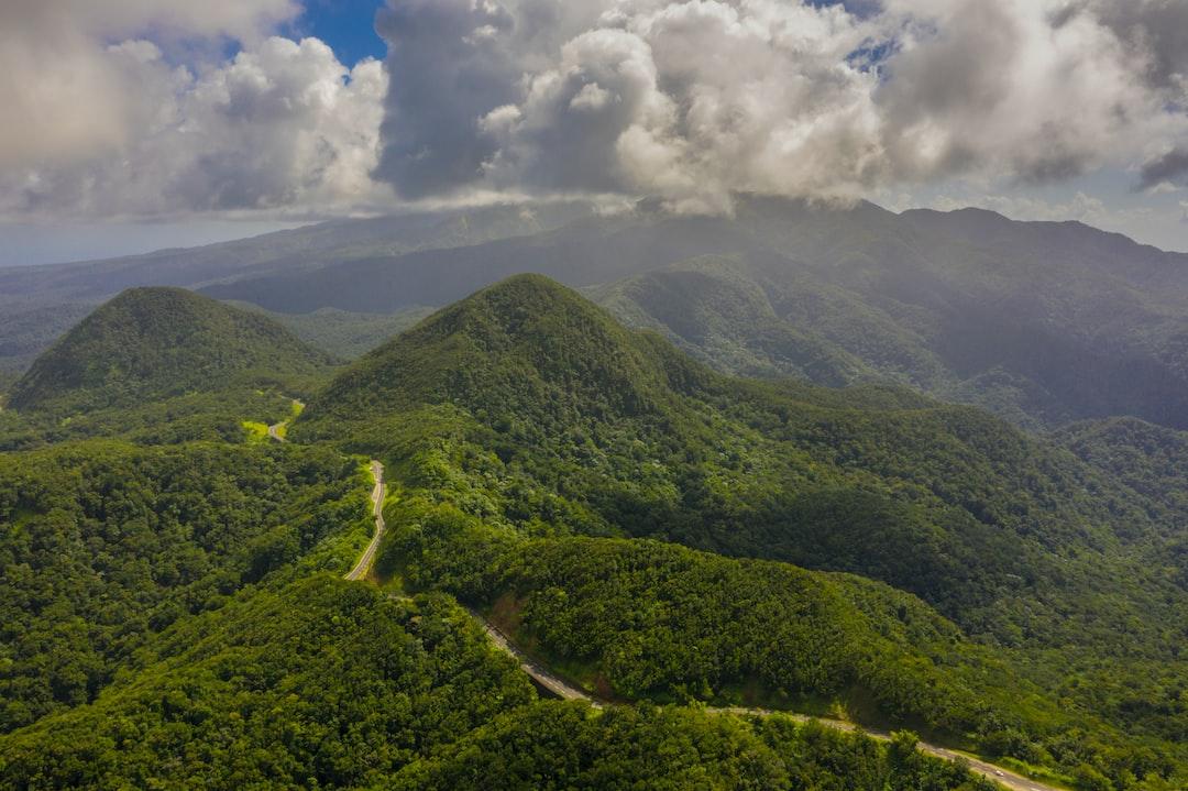 The Grand Cul-de-Sac Marin Nature Reserve, Guadeloupe