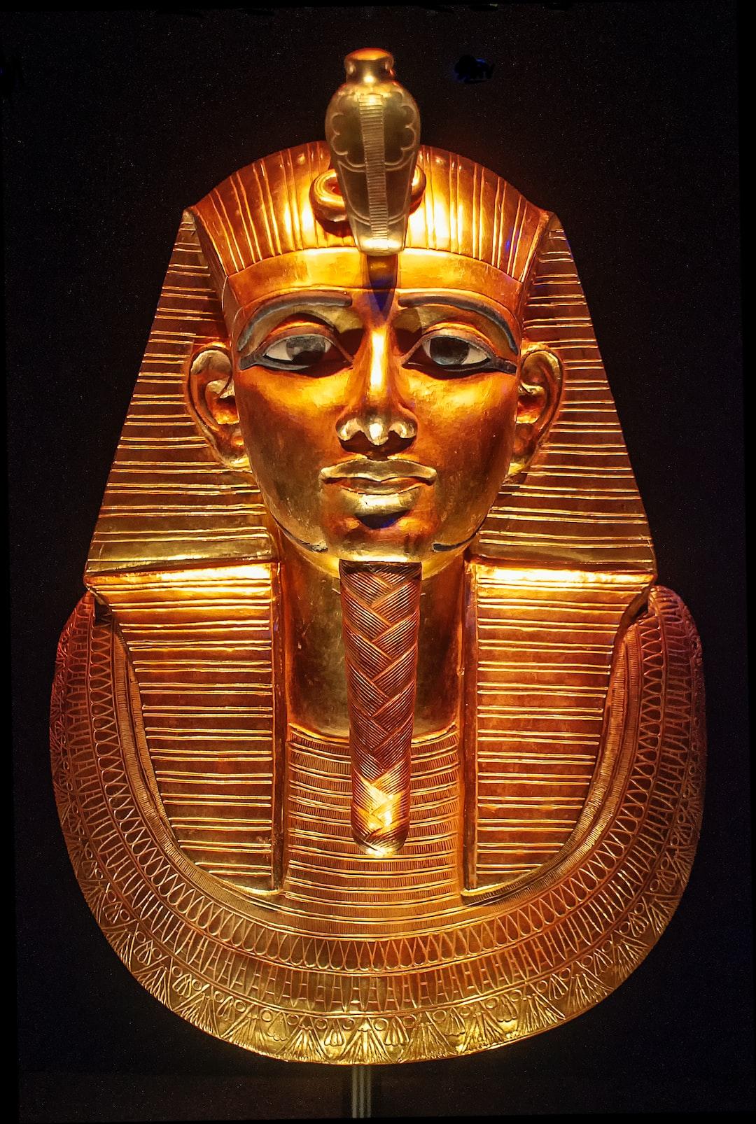 Tutankhamun Artifact