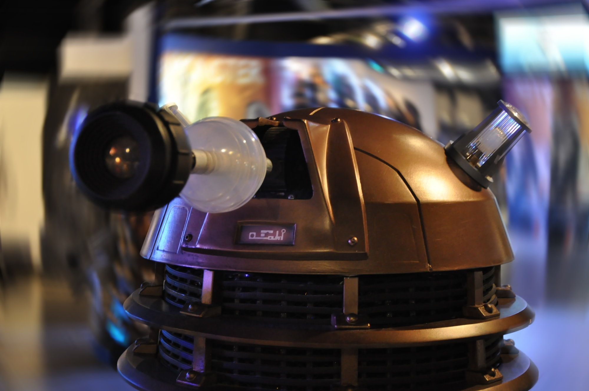Exclusive Funko Pop! Doctor Who Vinyl Figures Are Everything