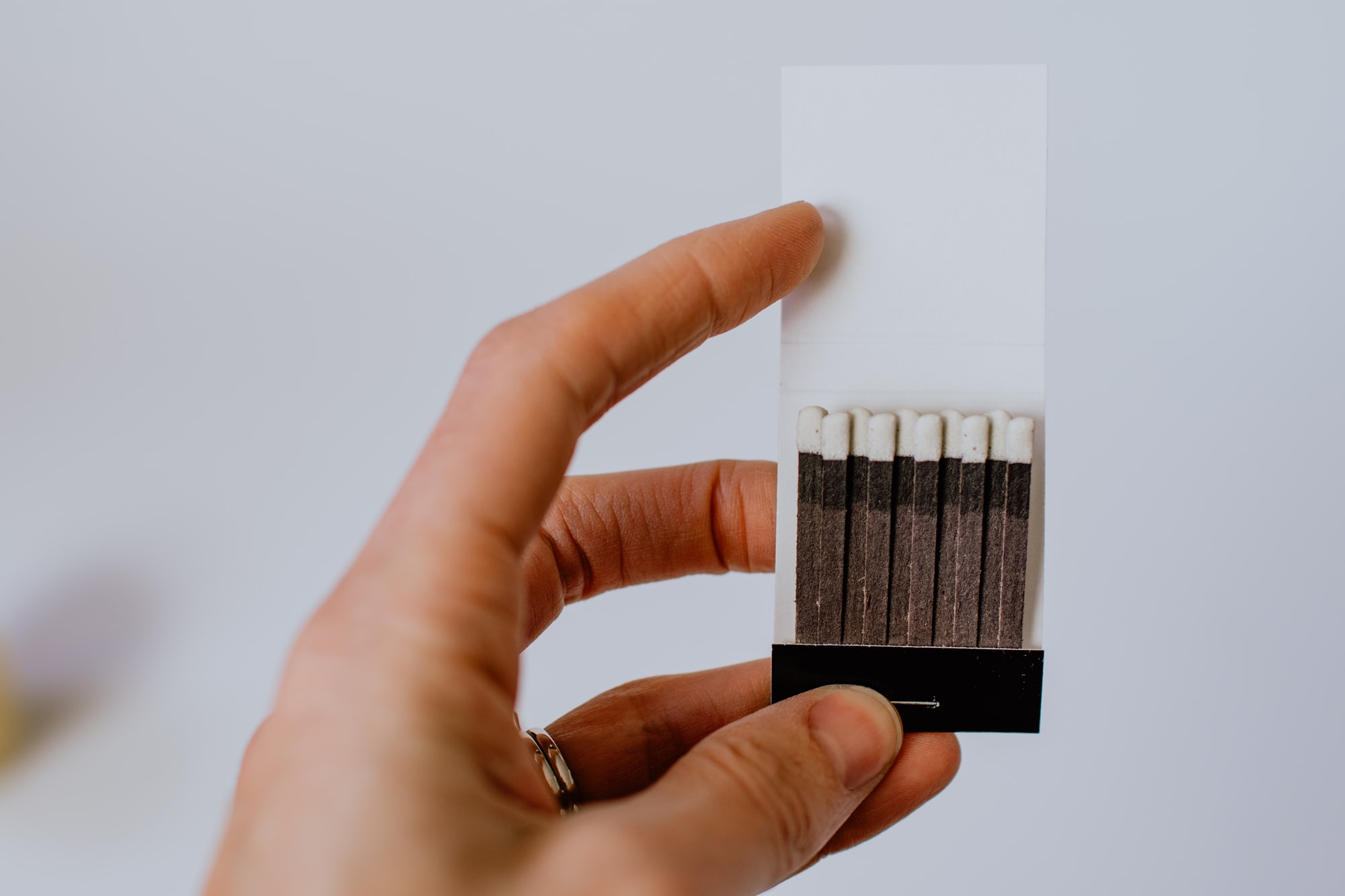 The Race to a Better Matchstick