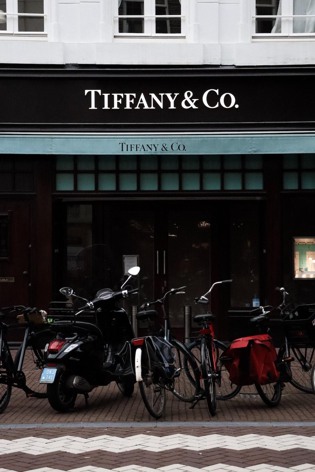 tiffany & co, amsterdam, the netherlands