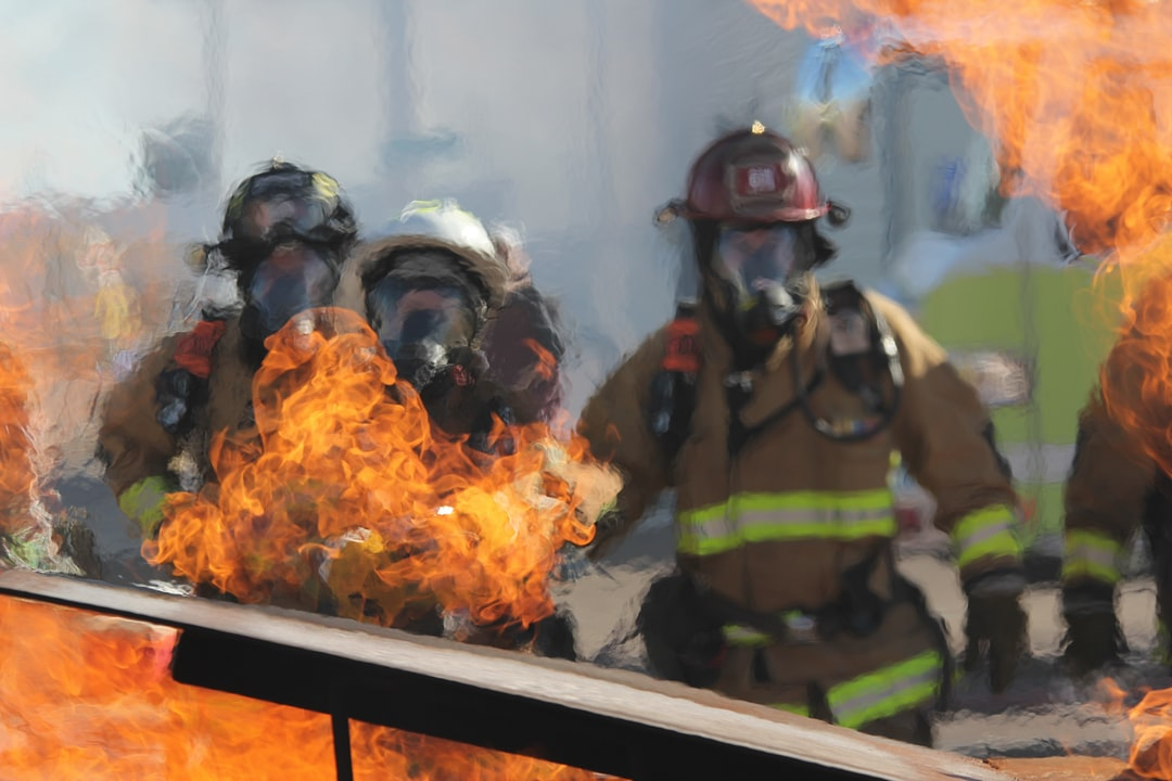 Firefighter Foam Under the Spotlight for its Cancer Causing Chemicals