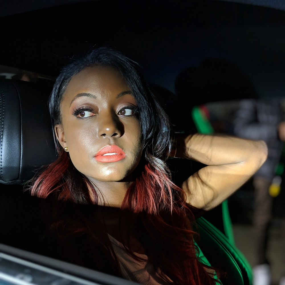 Rate sexy black women