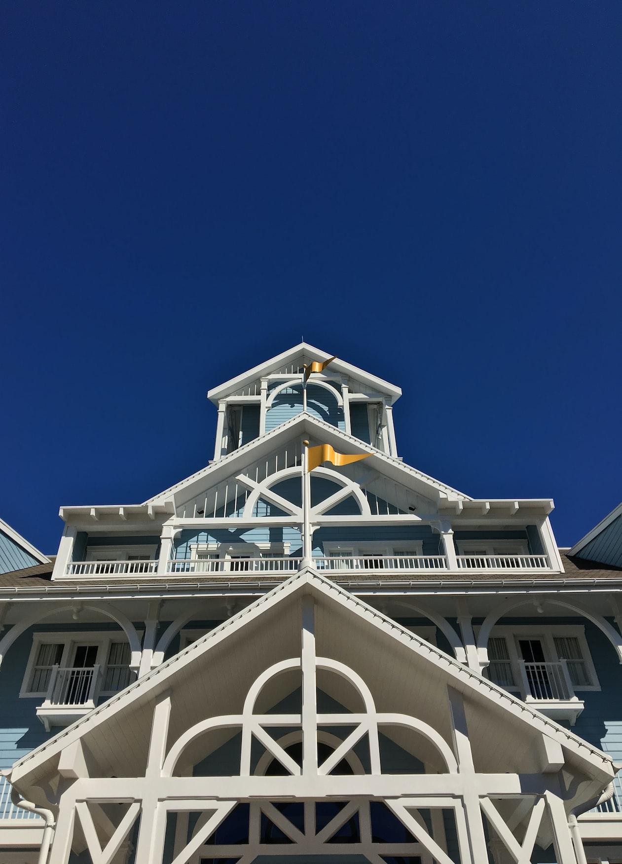 Disney Beach Club Resort exterior