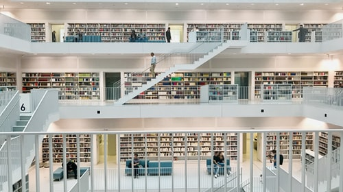 Future of the Library: A comprehensive analysis of a Smart Library Technology (SLT)