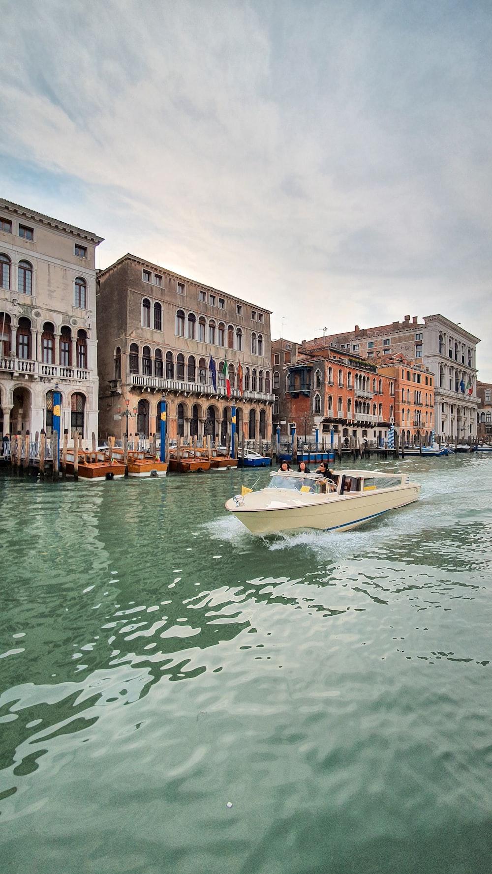 Grand Canal, Venice France