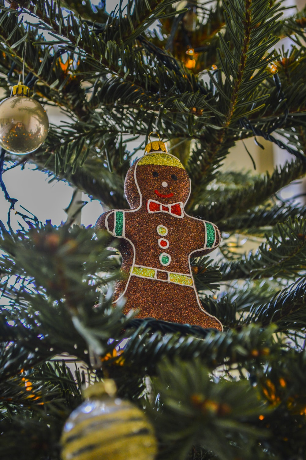 Gingerbreadman bauble