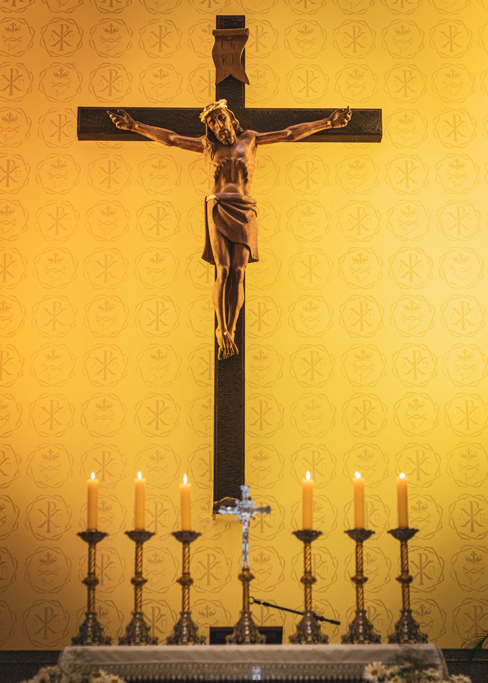 crucifix cathedral