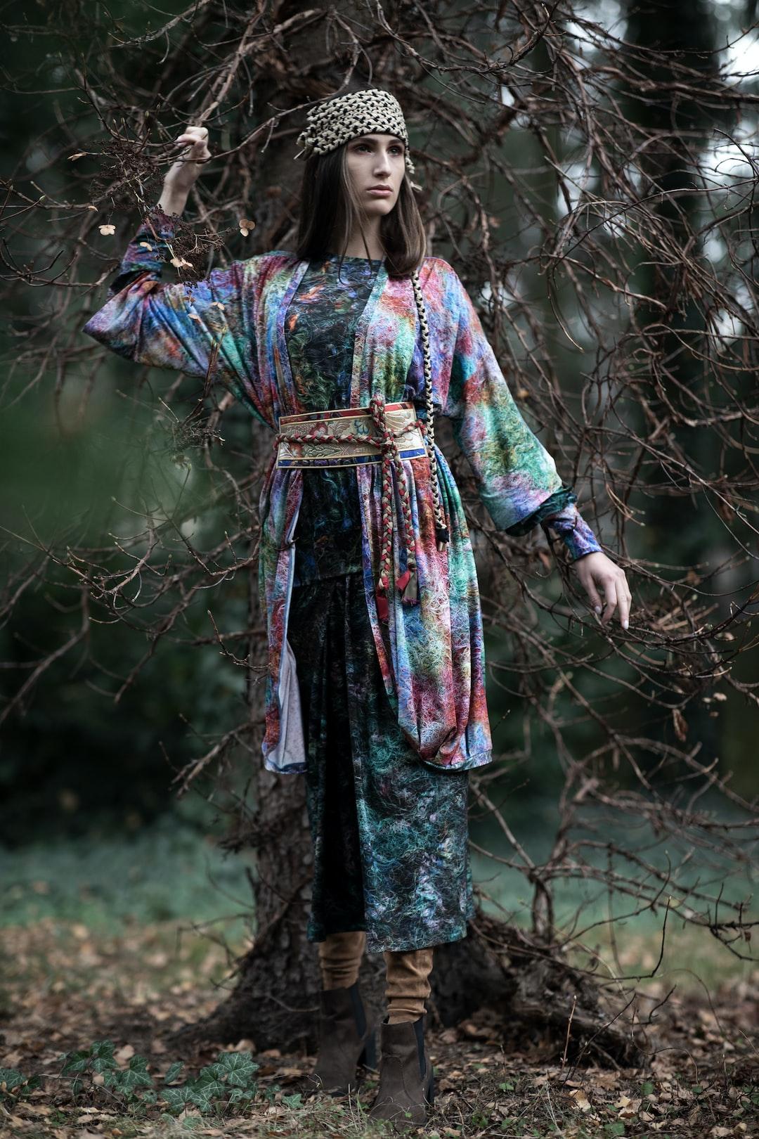 Fashion art, Fashion by Viola Spiechowicz