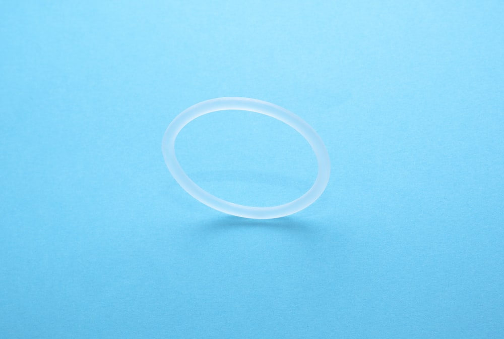 round clear component